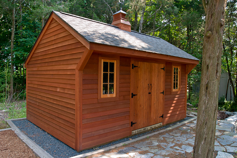 Custom Garden Sheds Central Ct Shed Builder