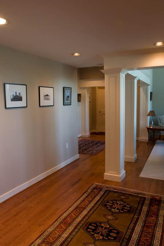 Interior Columns Finish Carpentry In Avon Ct