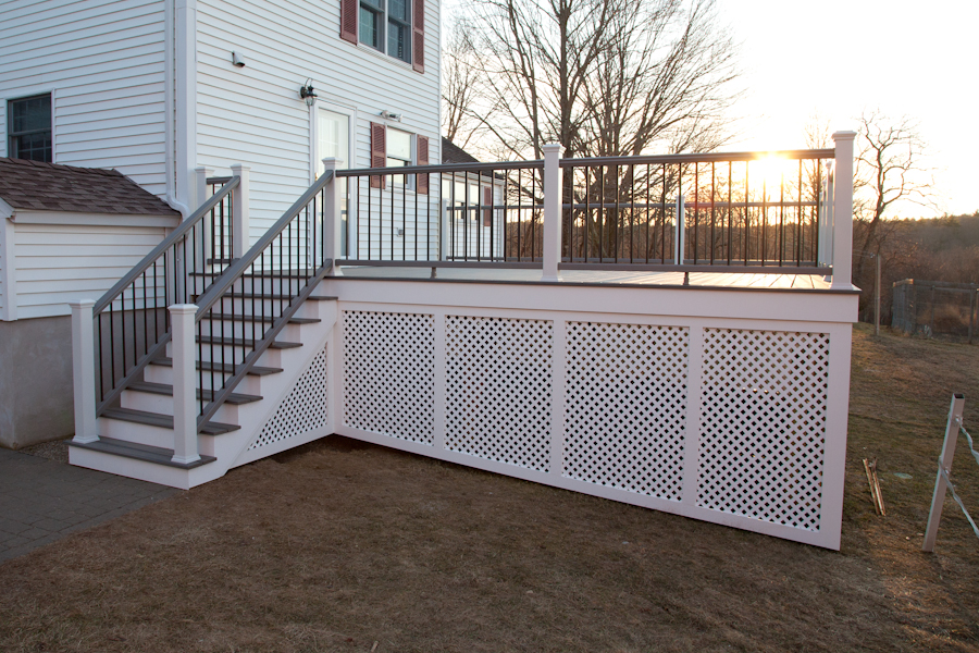 Hebron Composite Deck